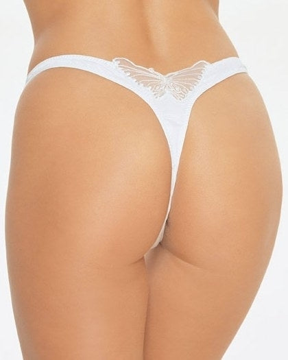 L255 - Butterfly Thong by Leg Avenue