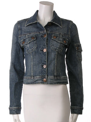 C260 - Classic Denim Jacket