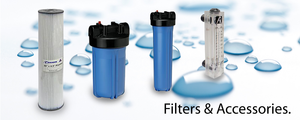 Highest Quality Water Filters and Accessories