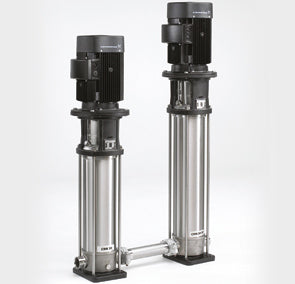 Desalination pumps