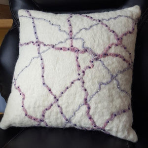 Felted Pillow