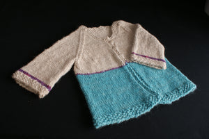Infant sweater