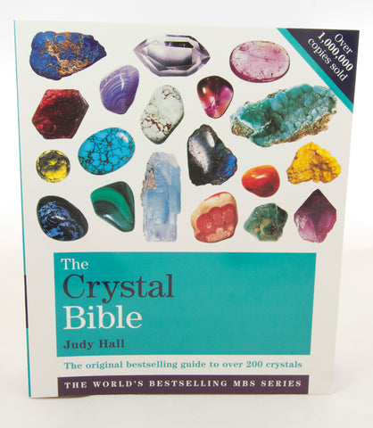 The Crystal Bible - Volume 1 (Book) by Judy Hall