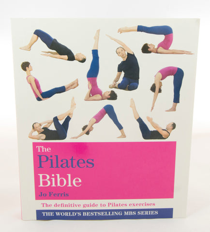 The Pilates Bible (Book) by Jo Ferris