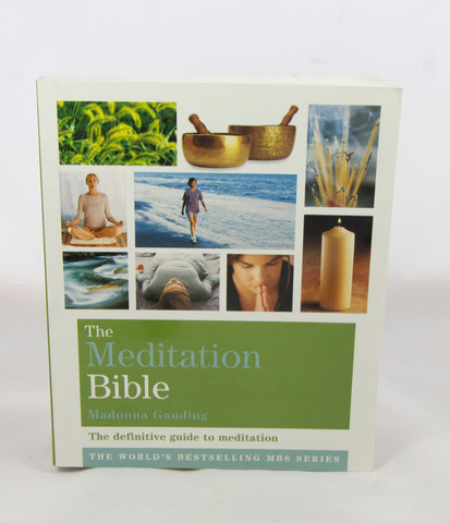 The Meditation Bible (Book) by Madonna Gauding