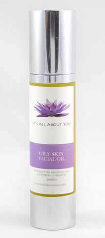 Oily Skin Facial Oil