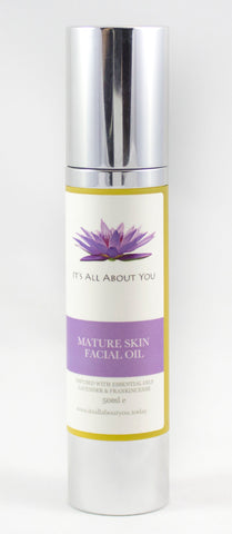 Mature Skin Facial Oil