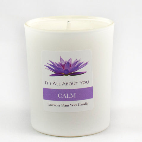 Calm Wax Votive Candle