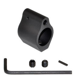 0.750 Low Profile gas Block with Roll Pin - 3CR Tactical