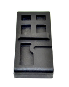 Lower Magwell Vise Block - 3CR Tactical