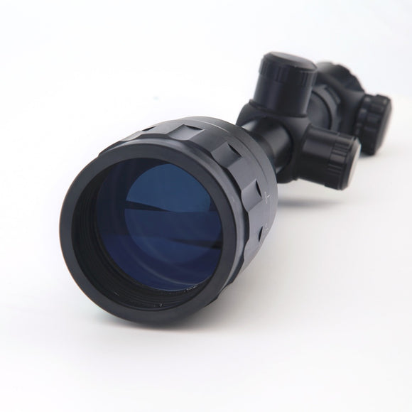 6-24x50 Aoe Scope Red & Green Mil-dot Illuminated Optics - 3CR Tactical