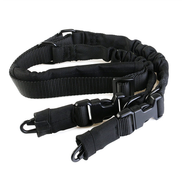 2-Point Adjustable Rifle Sling with Pad - 3CR Tactical