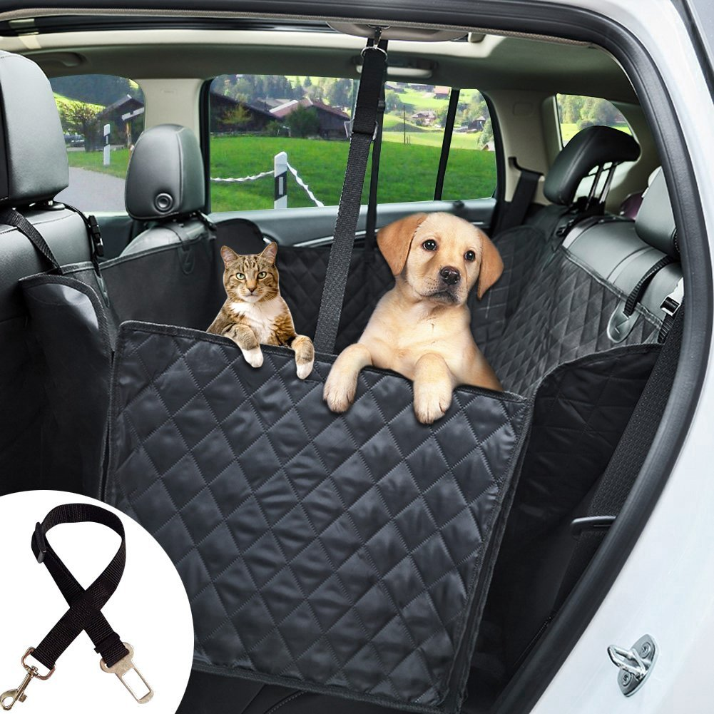 dog backing protector parachute with wide hammock bench slip non seat car products pet