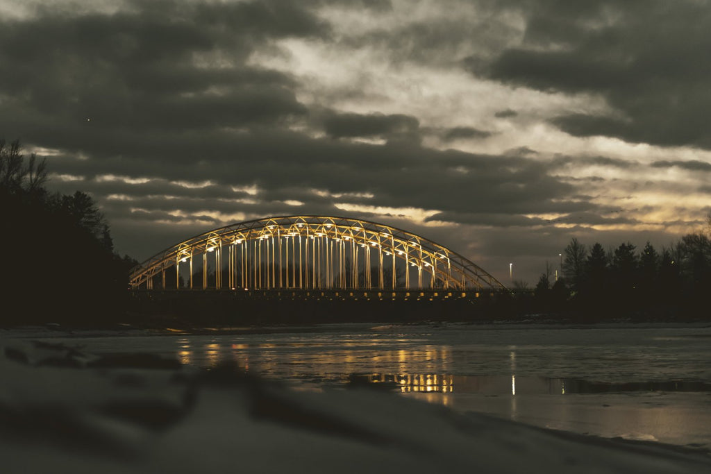 Chapman Mills Conservation Area at Night | Vimy Bridge | Ottawa Photography Spots | ZNA Creative