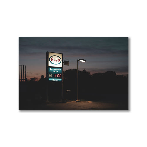Esso Lamp Post