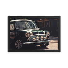 Load image into Gallery viewer, Green Mini Cooper