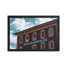 Load image into Gallery viewer, The Blue Water Building