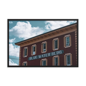 The Blue Water Building