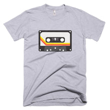 Load image into Gallery viewer, Retro tape cassette t-shirt