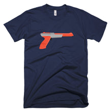 Load image into Gallery viewer, Zapper T-shirt with centred graphic