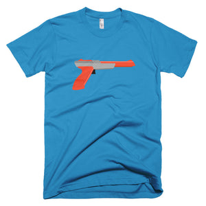 Zapper T-shirt with centred graphic