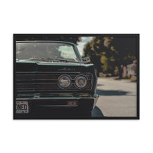 Load image into Gallery viewer, 1967 Mercury Meteor Convertible in green.  The grille and headlights are especially recognizable on this classic '60s car