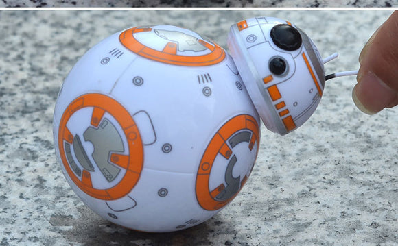 Star Wars The Force Awakens BB-8 Robot Action Figure