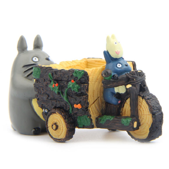 My Neighbor Totoro Push Car Resin Collectible