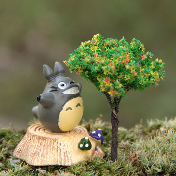 My Neighbor Totoro with Tree Figurine
