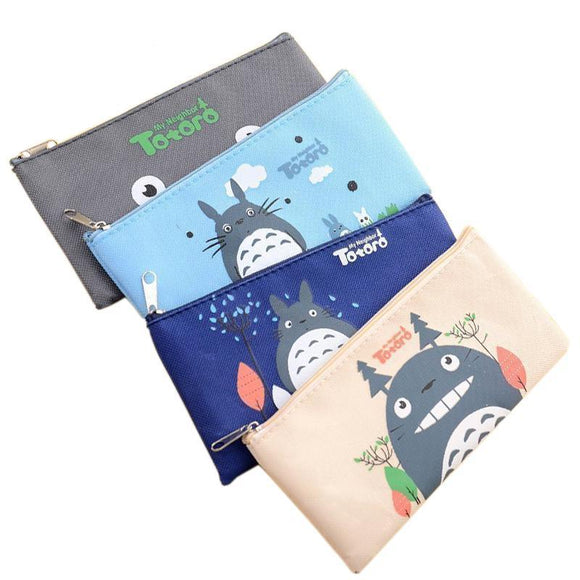 My Neighbor Totoro pouches