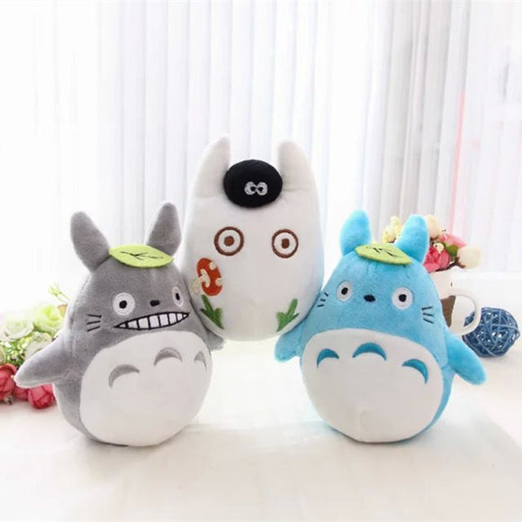 Triple Totoro Magic