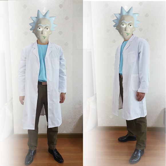 Rick Cosplay Costume
