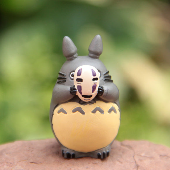My Neighbor Totoro with Mask Collectible