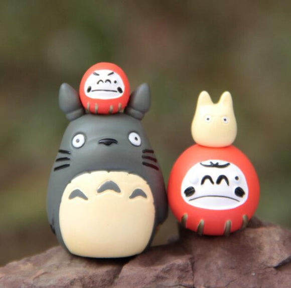 Totoro hanging around