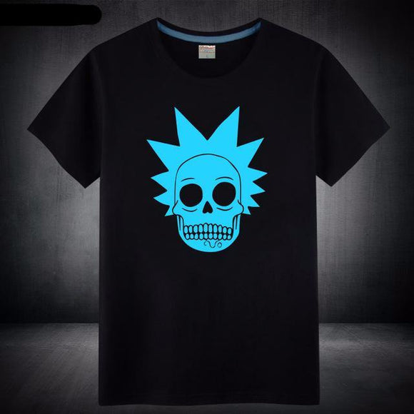 Glow in the Dark Rick and Morty, Six