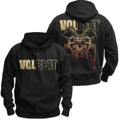hooded sweater Volbeat