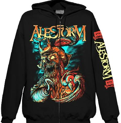 hooded sweater Alestorm