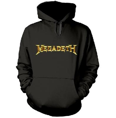 hooded sweater Megadeth