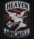 Heaven and Hell | Biker Logo TS