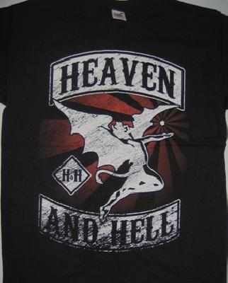 ! sale ! Heaven and Hell