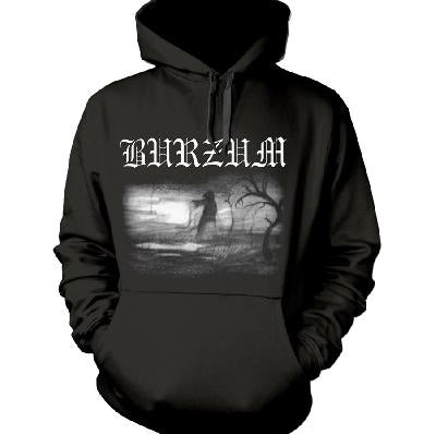 hooded sweater Burzum