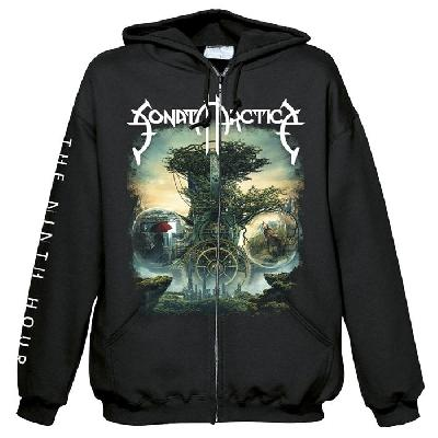 hooded sweater Sonata Arctica