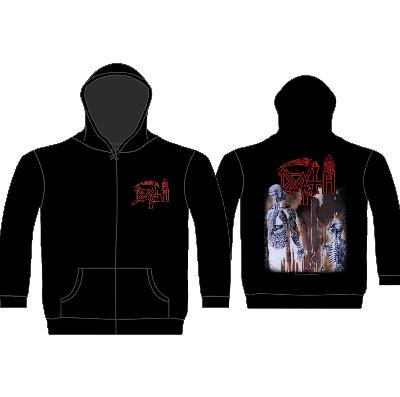 hooded sweater Death