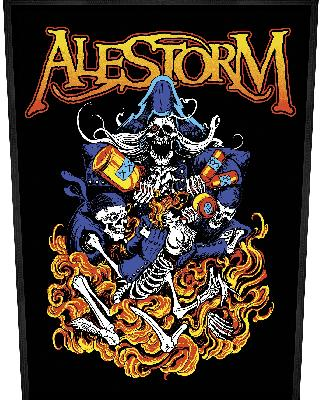 backpatch Alestorm