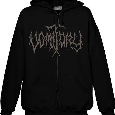 hooded sweater Vomitory