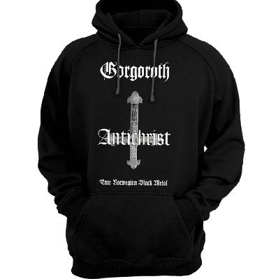 hooded sweater Gorgoroth