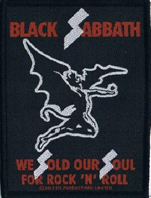 patch Black Sabbath