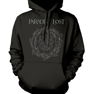 hooded sweater Paradise Lost