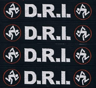 patch D.R.I.