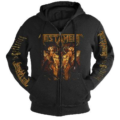 hooded sweater Testament